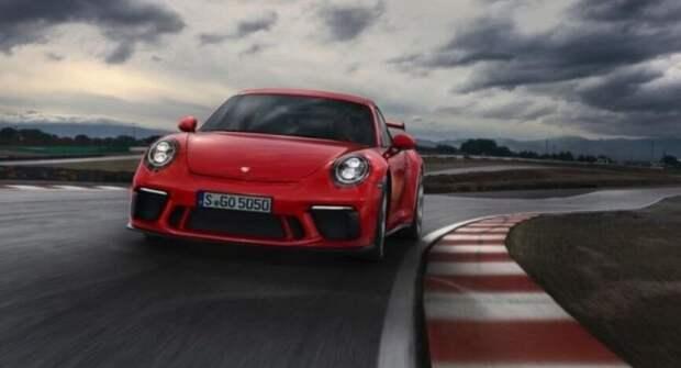 Porsche 911 вошел в список самых долговечных иномарок