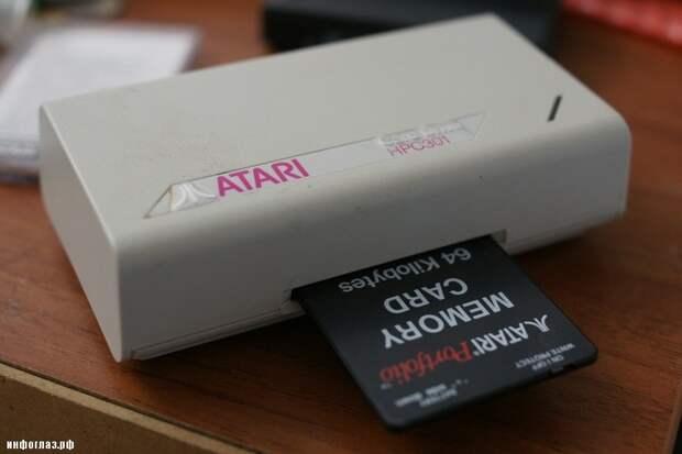 atariportfolio09 Atari Portfolio: ноутбук из «Терминатора 2»