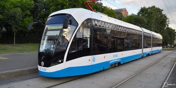 На трамвайных маршрутах в Щукине окажут помощь маломобильным пассажирам