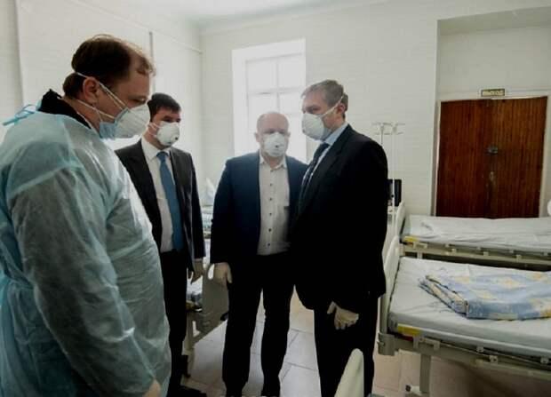 Власти Севастополя готовятся к коронавирусному кризису