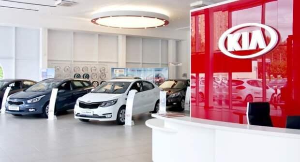 KIA нарастила продажи новых машин в России на 341% по итогам апреля