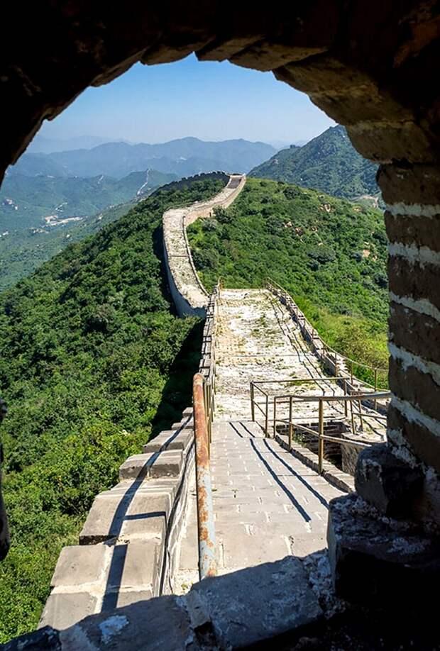 Великая Китайская Стена - 10 фактов, о которых Вы, возможно не знали.