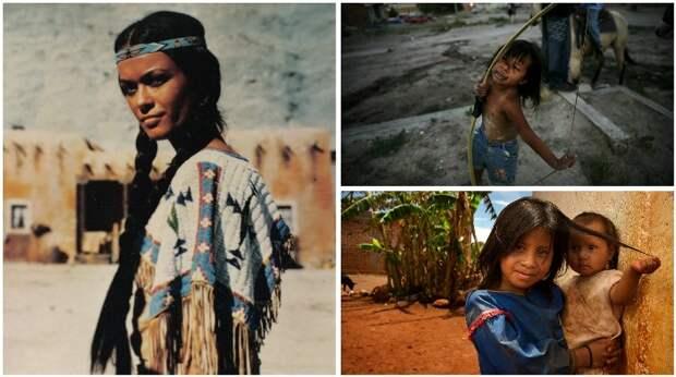 Такой способ просыпаться долгое время использовали коренные американцы. /Фото: fishki.net