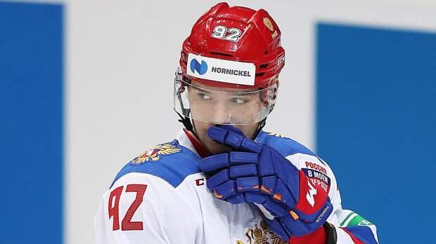 Подколзин — об АХЛ: «Хочется играть в НХЛ, но если нужно пройти какой-то путь, я к этому готов»