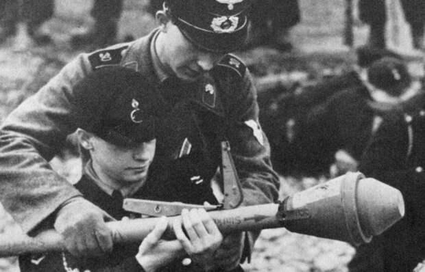 Последняя надежда Рейха: как действовали фаустпатроны