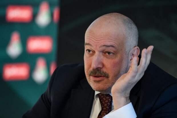 Игорь Денисов оценил Василия Кикнадзе: Полный ноль в футболе. Неадекватный человек