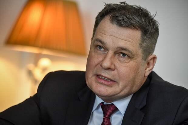 Чешского посла вызвали в МИД России