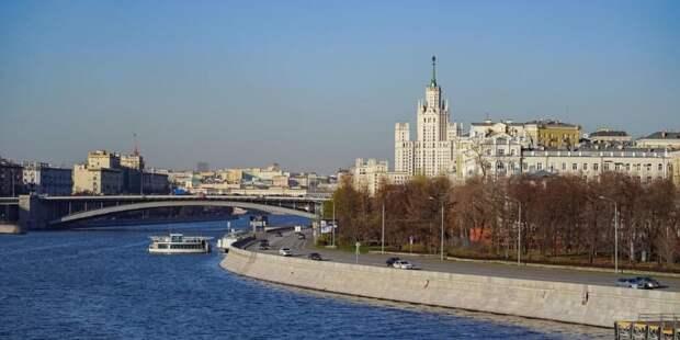 Собянин утвердил решение об эмиссии зелёных облигаций. Фото: Е. Самарин mos.ru