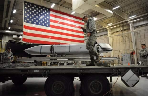 Американские боевые ракеты. Источник изображения: https://vk.com/denis_siniy