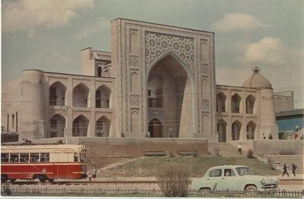 Мечеть Кукельдаш Эдуард Пенсон, 1982 год, Узбекская ССР, г. Ташкент, МАММ/МДФ.