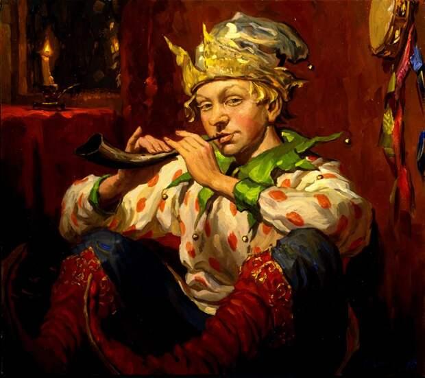 Разведопрос: Дмитрий Черевко про древнюю музыку