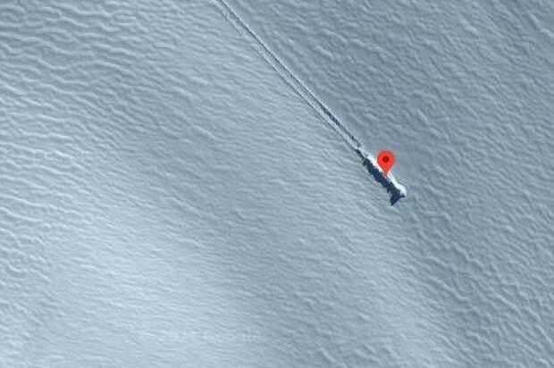 Загадочная находка в Антарктиде озадачила экспертов