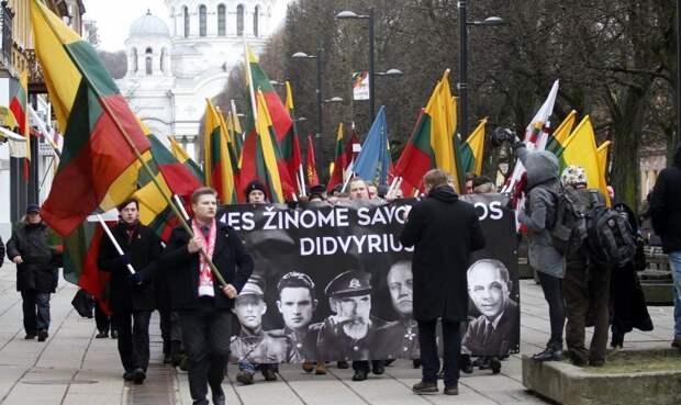 В Литве из ненависти к советской истории стирают память об уничтожении евреев нацистами