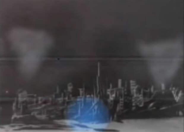 Чужая Луна: НЛО, криокамеры и развалины городов