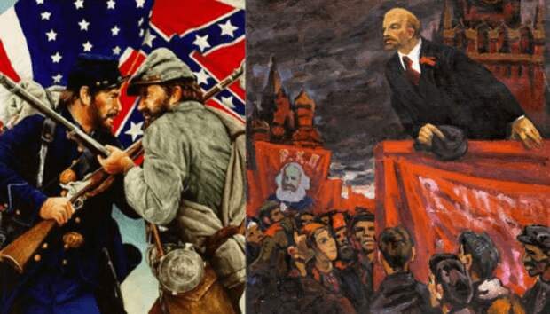 Глобалисты готовят Америке 1917-й год.