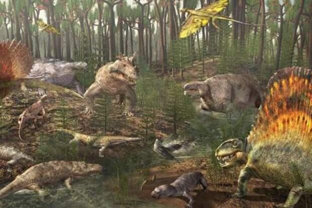 Пермско-триасовое вымирание