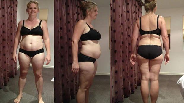 Как родители шестерых детей взяли себя в руки и сбросили лишний вес за 8 недель