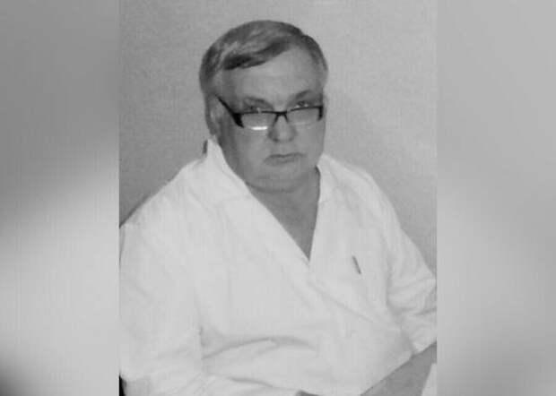 На 67-м году жизни скончался хирург Тамбовской больницы Алексей Михайлович Косырев