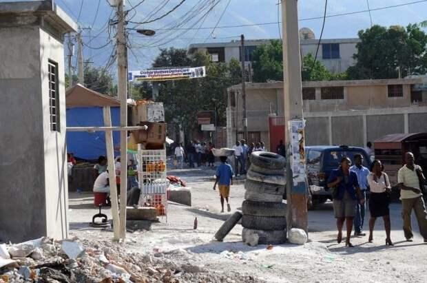 В Гаити похитили 17 американских миссионеров