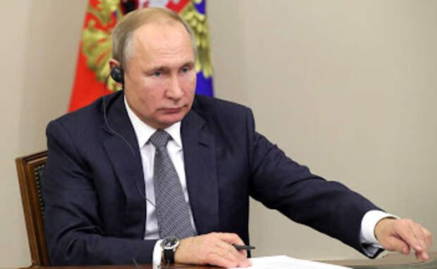 Путин: Эпидемиологическая ситуация в стране стабилизируется