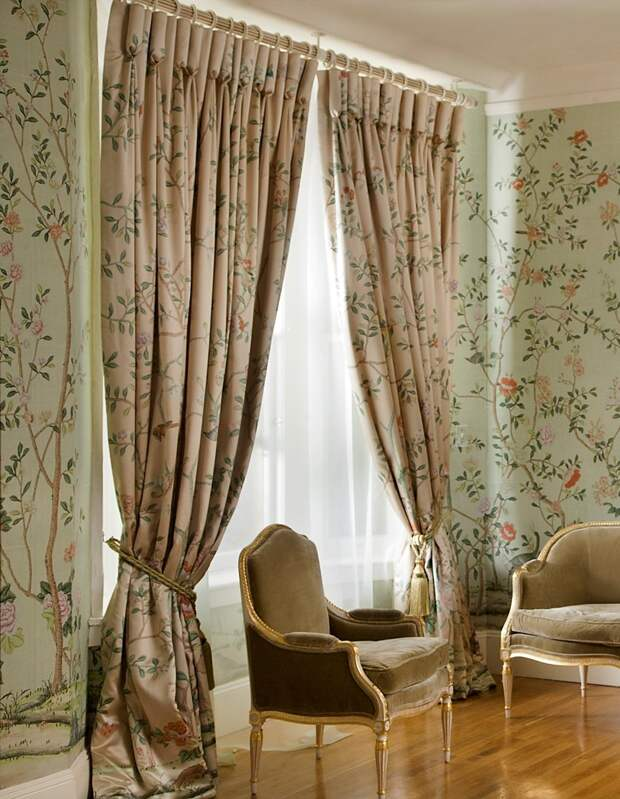 Оформление окон шторами: оригинальные идеи, цвета, декор (60 фото)