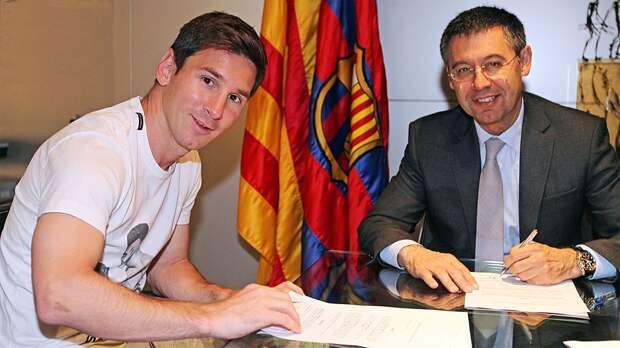«Барселоне» надо избавиться от Бартомеу. Кажется, это единственный вариант оставить Месси в клубе