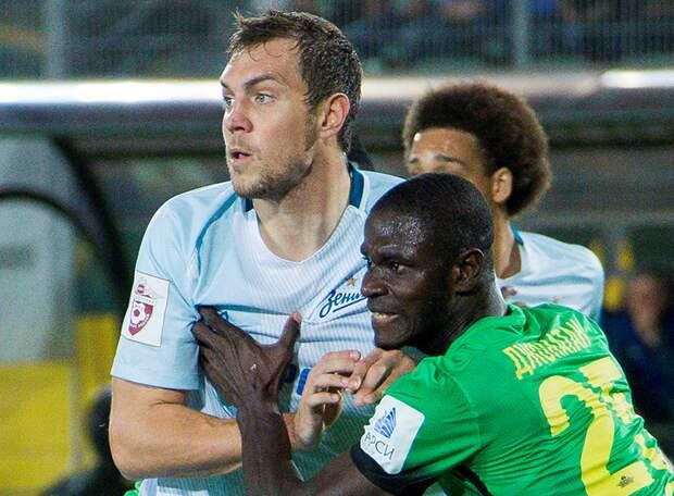 Этого защитника задирали Ибрагимович и Дзюба: как противостоять «большим» и приставучим рассказал игрок сборной Ганы