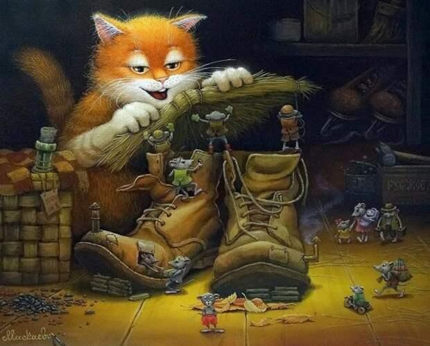 художник Александр Маскаев картины – 15