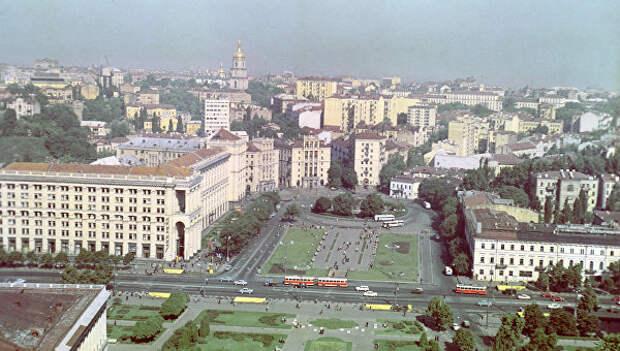 Киев до и после. Украинская столица отметит грустный День рождения