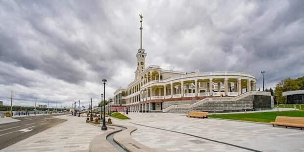 Северный речной вокзал назван «Лучшим объектом сохранения и развития»