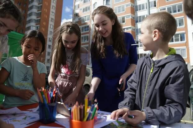 В семейном центре на улице Василия Петушкова пройдет праздник, посвященный Дню России