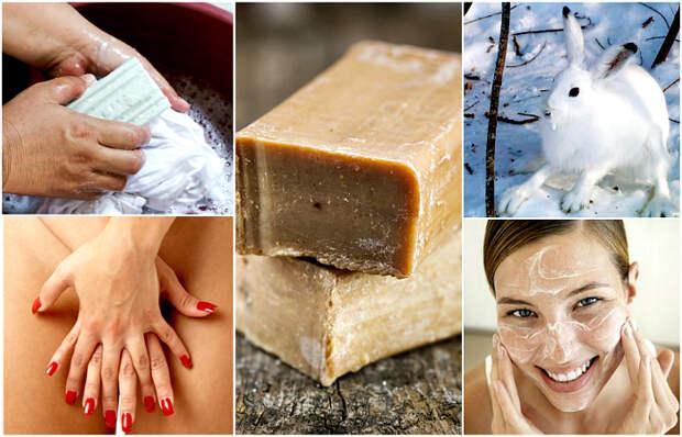 20 способов нетипичного использования хозяйственного мыла, которые помогут сэкономить семейный бюджет