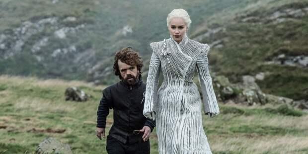 Дизайнер раскрыла смысл костюма Дейнерис в «Игре престолов»