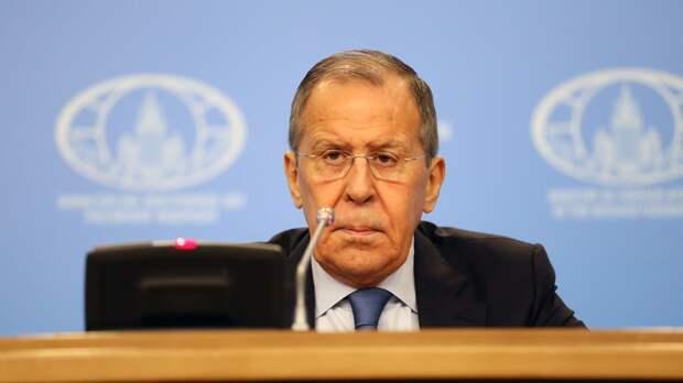 Лавров заявил, что США должны на деле показать готовность к нормализации отношений