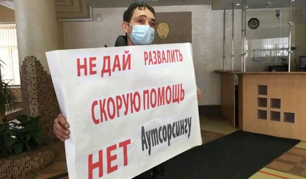 Водители останутся в тагильской скорой: активист рассказал о беседе с Куйвашевым