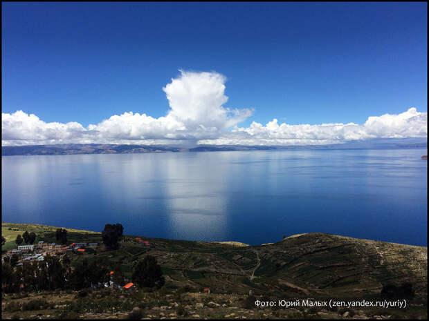 Помните озеро Титикака, над которым все смеялись на уроках географии? Оно прекрасно! (мои 10 фото)