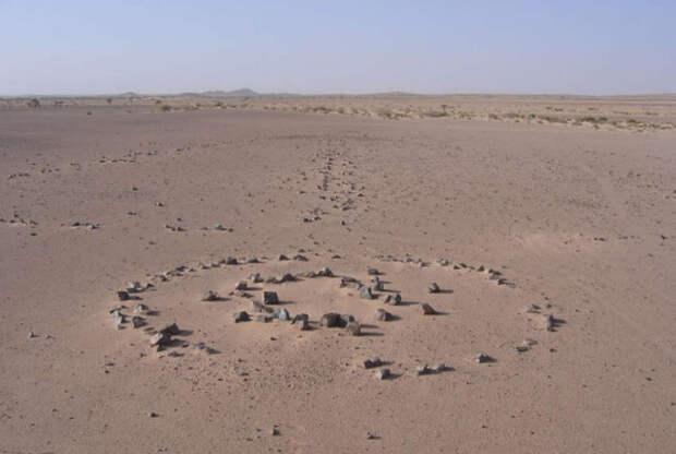 Сахара, африка, дольмены