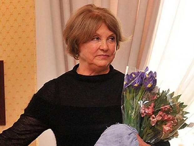 Вдова Евгения Леонова умерла на 86-м году жизни (ФОТО)