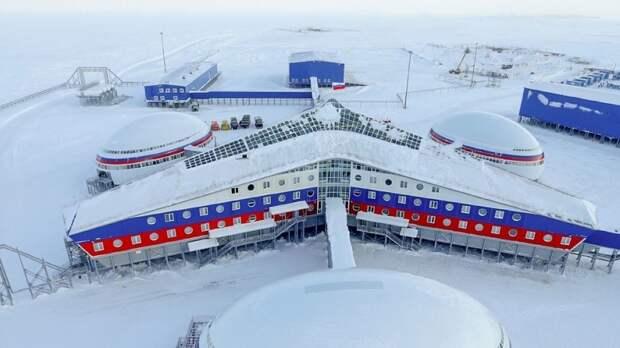 Как в Норвегии: США ищут в Арктике привилегии... Пентагон забывает, что Россия не лыком шита, и не только на Севере