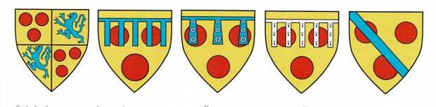 Геральдика: знаки отличия и младшие линии рода