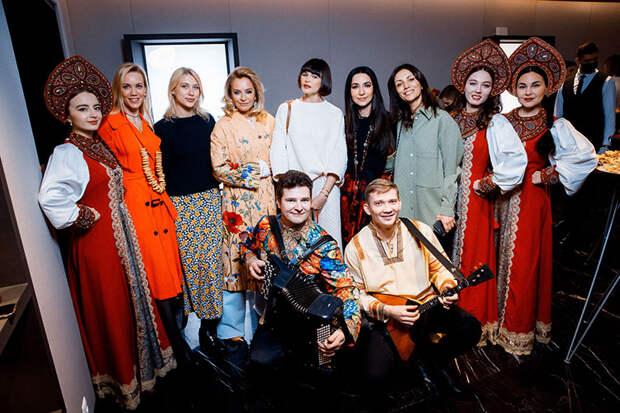 Зара, Елена Крыгина и другие гости вечеринки Виктории Шеляговой в честь Масленицы