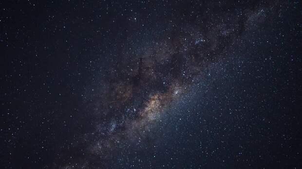Массивнее Солнца в миллион раз: что-то образовало дыру во Млечном Пути