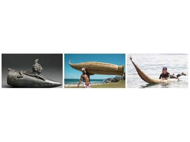 Древние астронавты верхом на ракете или южноамериканские Мюнхгаузены