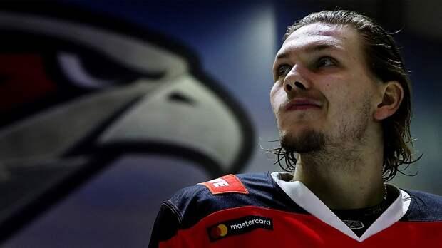 Русский хоккеист решил стать веганом. Щербака впечатлил американский документальный фильм