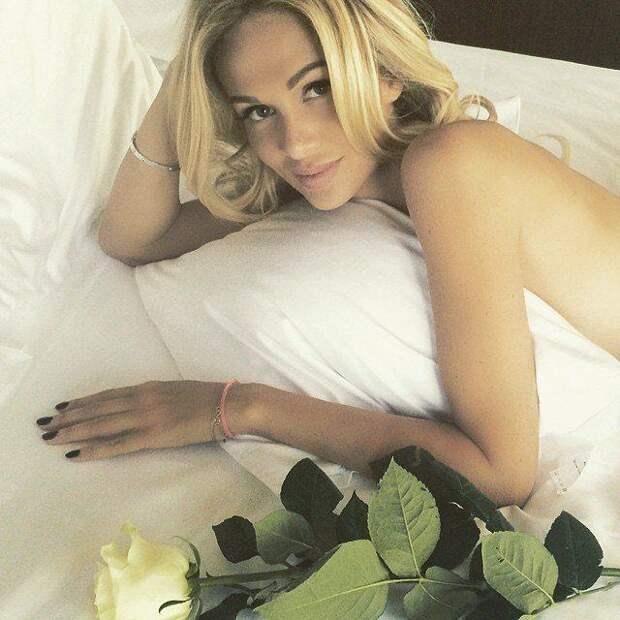 Виктория Лопырева жалуется, что плохо спит