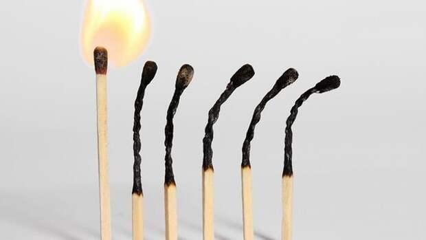 СЭВ – синдром эмоционального выгорания, изображение №1