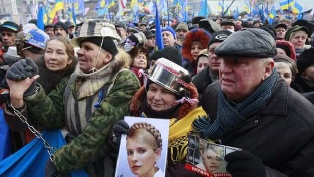 Страна вечного Майдана