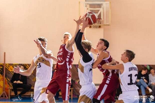 В Челябинской области прошли соревнования в честь известного баскетболиста