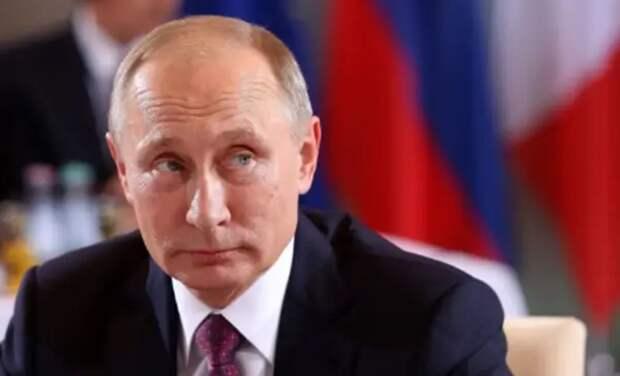 """О """"кровожадности"""" президента РФ В.В. Путина"""