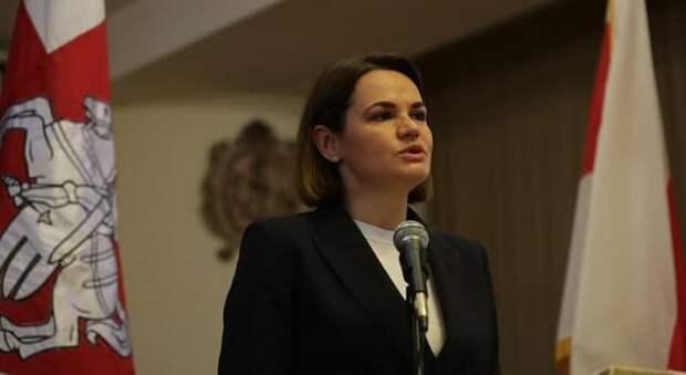 Тихановская пообещала больше не устраивать протесты в Беларуси